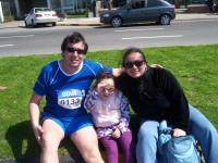 Con Yeanet y Anaclara